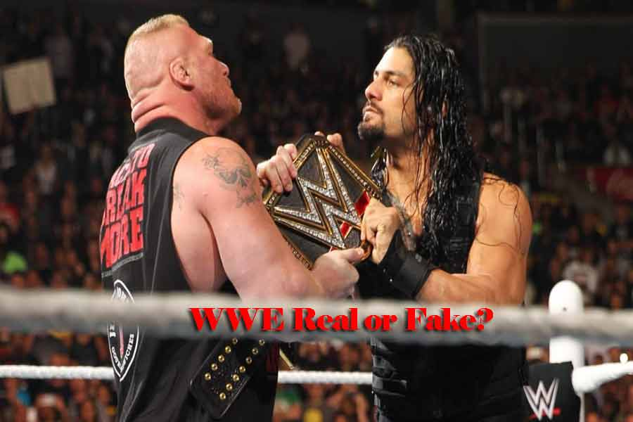 Is WWE Real or Fake?- What is the truth behind this wrestling?