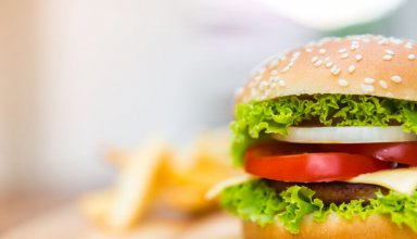 burger restaurants