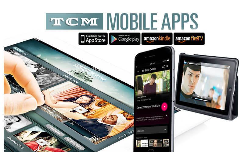 Watch Turner Classic Movies On TCM Mobile App