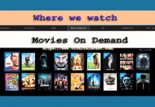 watch movies on demand