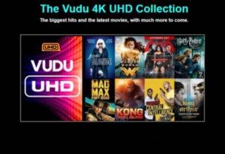 Vudu 4K UHD
