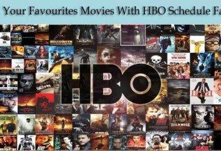 hbo schedule