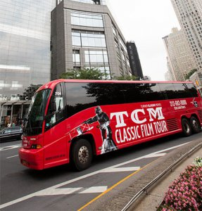 TCM Classic Tour Bus