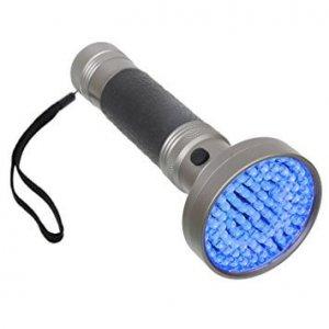 Black Light UV Flashlight
