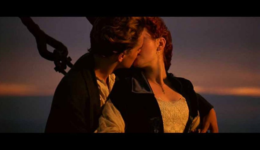 Kisses Scene