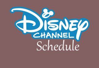 Disney Channel Schedule