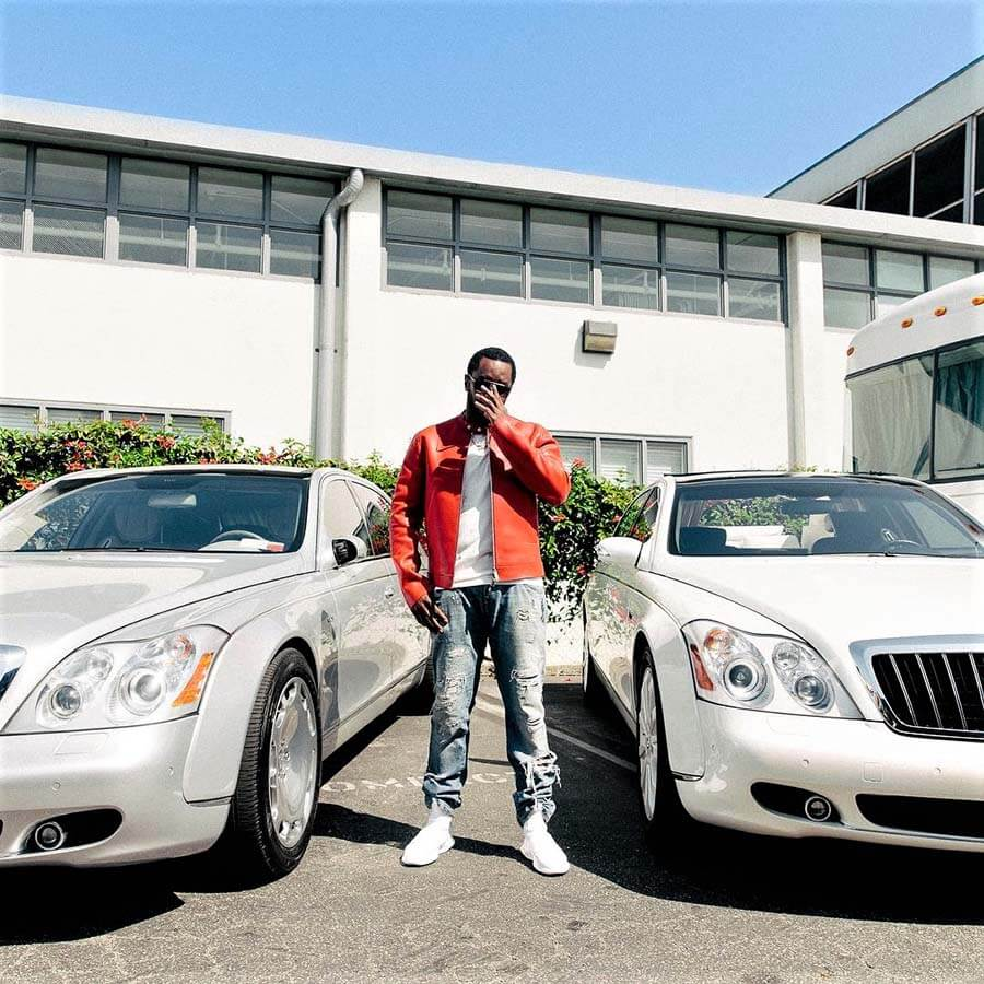 Puff Daddy, A Richest Rapers