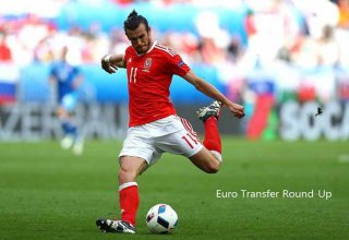 Euro Transfer Round-Up