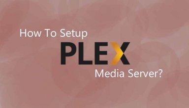 Setup Plex Media Server