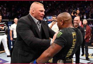 Brock Lesnar vs Daniel Cormier