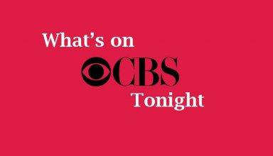 CBS TV schedule