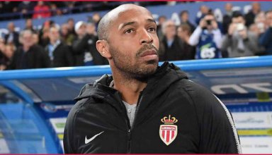 Thierry Henry Sacked