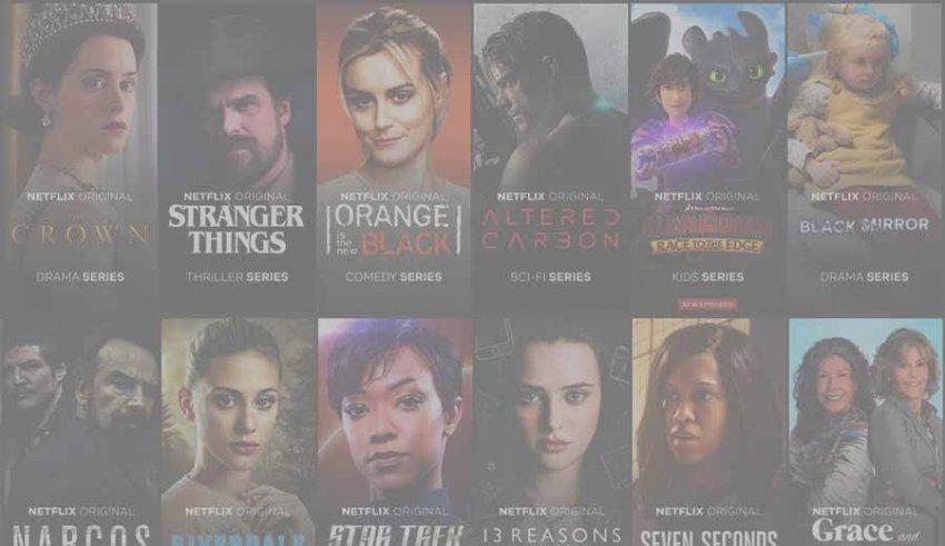 best Netflix show in 2019
