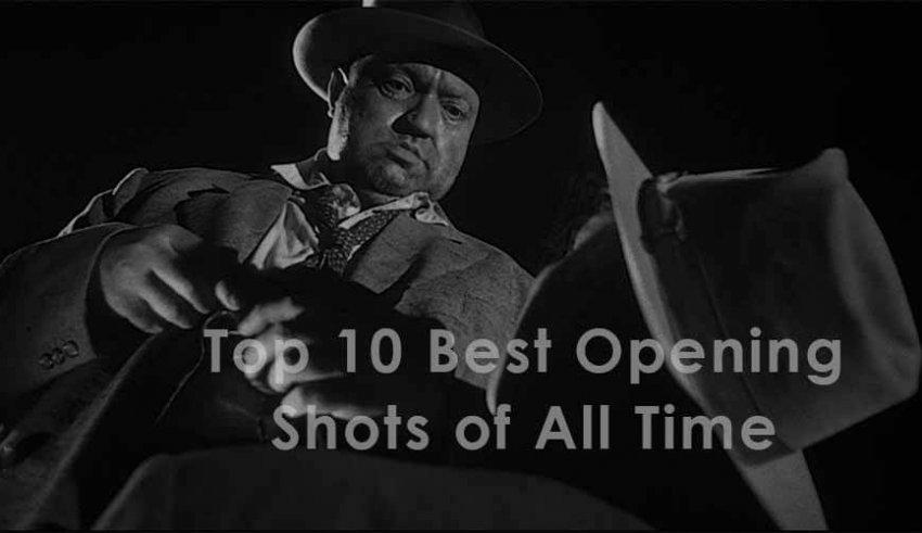 Opening Shots