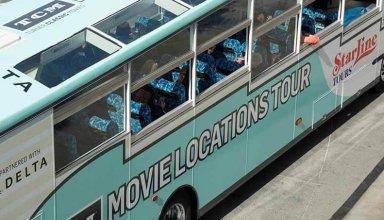 TCM Movie Locations Tour