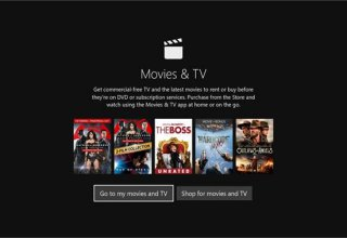 Microsoft Movies & TV