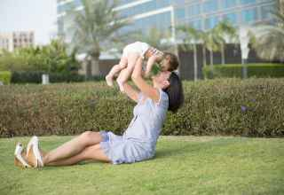 Get Back in Shape after Giving Birth